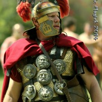 CENTURIO TITUS FLAVIUS CRISPUS (David Scott Michaels)